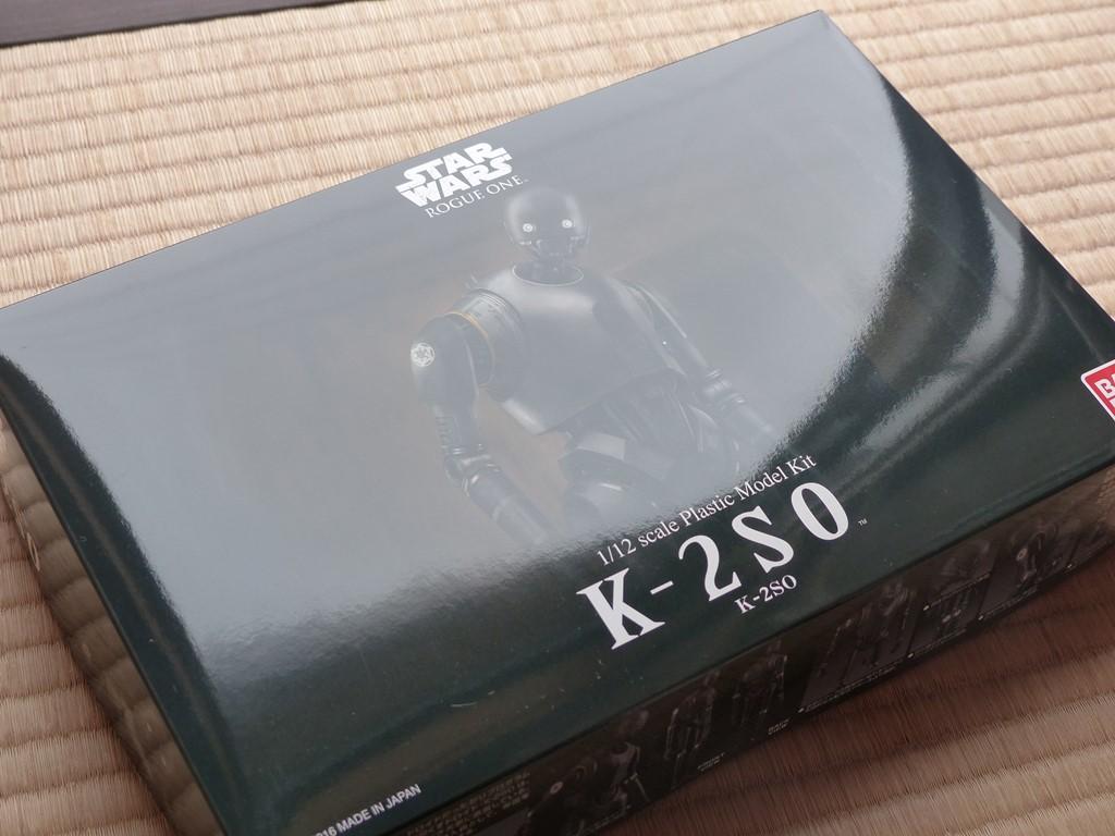 K-2SOプラモデル