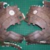 ハウルの動く城の顔とゆーか胴体の製作過程